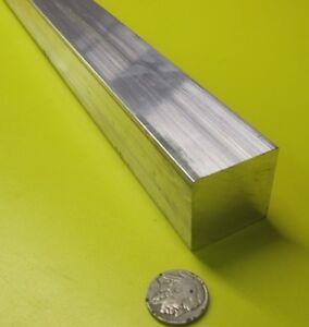 """1/"""" x 24/""""-Long 7075 T651 Aluminum Square Bar--/>7075 Square Bar 1.0/"""""""