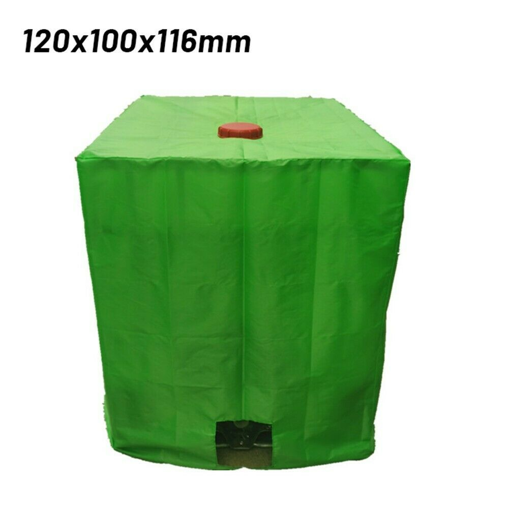 Living Cover Protection Tank Water Watering Yard Cases Container For IBC Garden