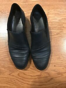 Details about RIEKER ANTI STRESS LEATHER LOAFERS SHOES WOMENS SIZE 7.5