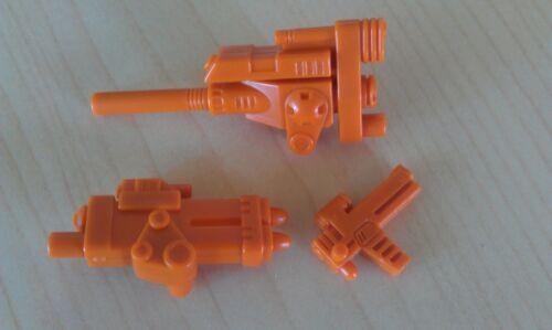 Transformers G1 Parts 1987 AFTERBURNER computron gun weapon pack