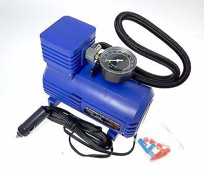 Keen mini compressor 12v 250 psi c cigarette lighter for for Mini compressore portatile per auto moto bici 12v professionale accendisigari