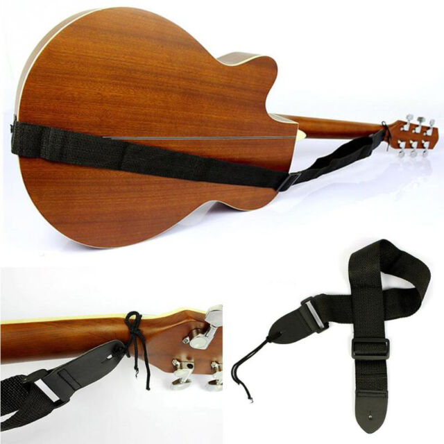 Adjustable Firm Nylon Neck Strap For Acoustic Electric Classic