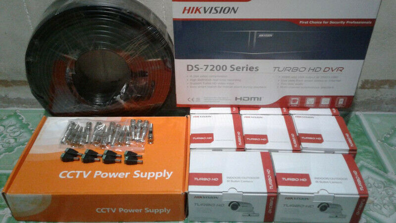 Hikvision CCTV Sales ,POS, Alarm Sales and Installations