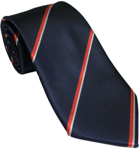 Royal Navy Regimental Silk Tie