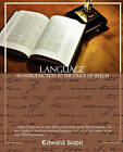 Language an Introduction to the Study of Speech by Edward Sapir (Paperback / softback, 2008)