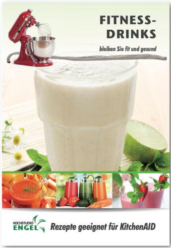 1 von 1 - Fitness-Drinks – Rezepte geeignet für KitchenAid Blener Smoothie Shakes Gesund