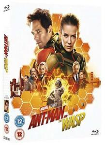 Ant-Man and the Wasp  New (Blu-ray  2018) 8717418538514