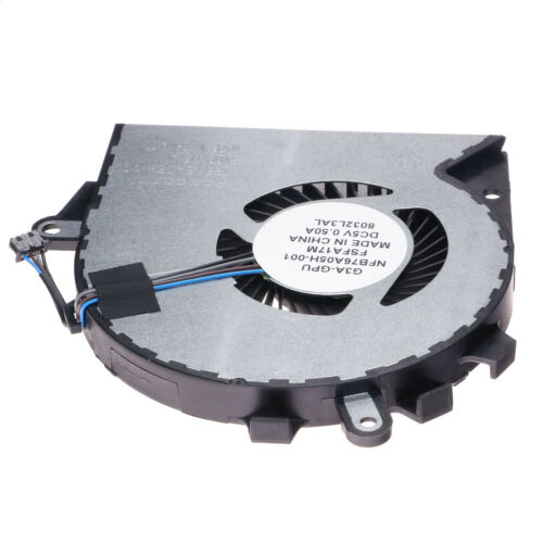 NEW CPU Cooling FAN left For HP OMEN 15-CE 17-AN TPN-Q194 929455-001 G3A-GPU