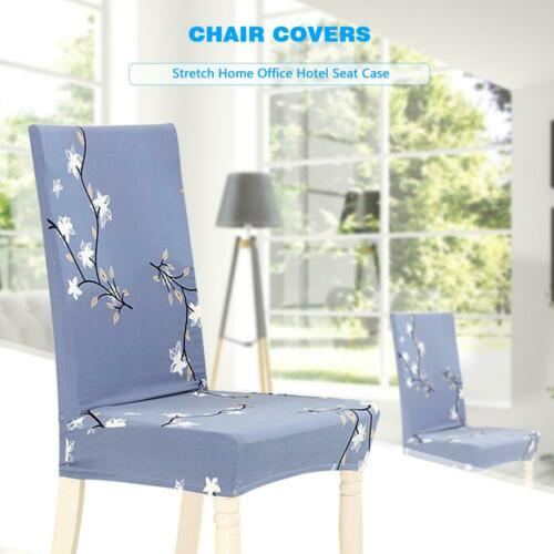 1//4//6pcs Stretch Wedding Banquet Chair Cover Party Decor Dining Room Seat Cover