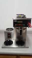 Curtis Alpha 5 Dsr 2u3l Automatic 5 Burner Coffee Brewer With Faucet 120v Ss