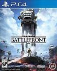 Star Wars: Battlefront (PlayStation 4, 2015)