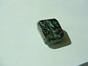16x15x7mm-RARE-GENUINE-NATURAL-TUMBLED-NUUMMITE-8-25g-GREENLAND-Orgone-116