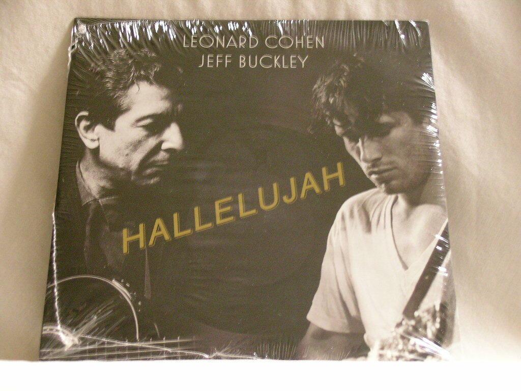 jeff buckley hallelujah single cd