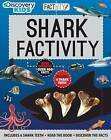 Discovery Kids Shark Factivity: Includes 6 Shark Teeth; Read the Book, Discover the Facts by Parragon (Paperback / softback, 2016)