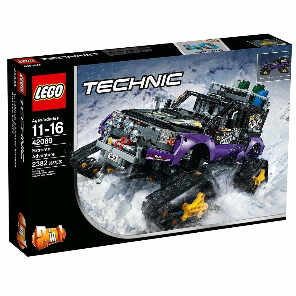 LEGO Technic 42069 Extreme Adventure Brand New Sealed