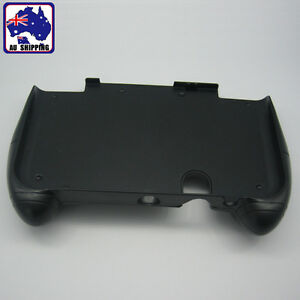 Game-controller-Case-Plastic-Hand-Grip-Handle-Stand-Nintendo-3DS-LL-XL-EVDS3360