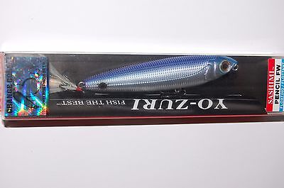 "yo zuri sashimi pencil floating r971-cmgc 4/"" 5//8oz chameleon gold copper surface"