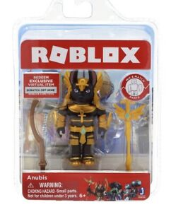 Roblox Anubis Mix Match Parts Redeem Exclusive Item Scratch Off Code Included Ebay