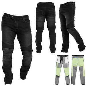 Mens-Motorbike-Jeans-Motorcycle-Denim-Trousers-with-CE-Armour-Protective-Pads