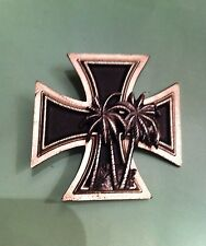 GERMAN AFRICA CORPS IRON CROSS COMMEMORATIVE BADGE