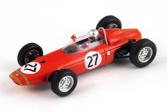 SPARK BRM P57 No.27 Belgio GP 1965 Lucien Bianchi S1737 1/43