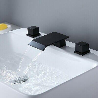 Solid Br Widespread Bathroom Sink