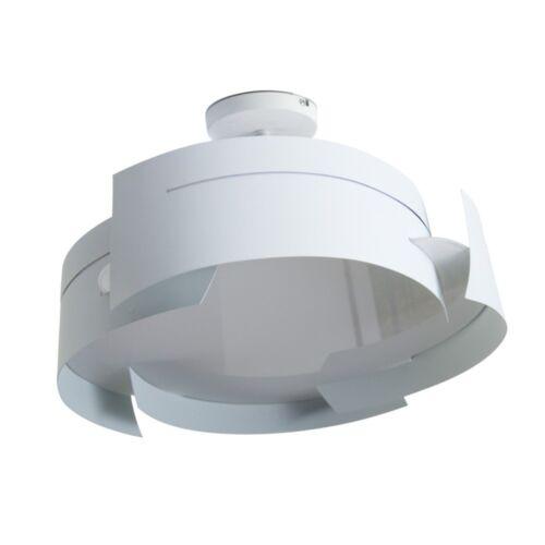 Deckenleuchte Design Lampe Deckenleuchte Glas Deckenstrahler weiß Leuchte NEU