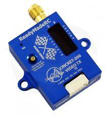 RMRC Cricket V2 - 5.8GHz Video Transmitter w/ Race Band - 600mW