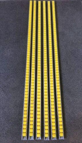 5 x 1.590 mm Röllchenbahn SSi-Schäfer Röllchenleiste Rollenbahn Rollenleiste