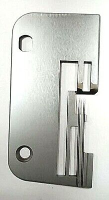 Needle Plate #788601007 For Janome Elna Portable Home Sergers Kenmore