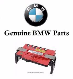 for bmw e90 e92 e91 genuine power distribution box battery. Black Bedroom Furniture Sets. Home Design Ideas