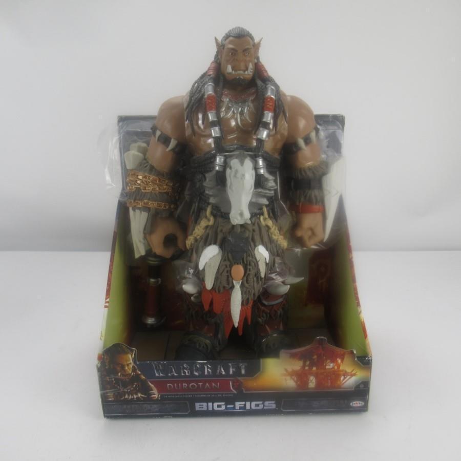 Jakka Brand - World of Worldcraft Duredan 18  Big-figs Figure - In Original Box