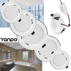 Downlights Lights & Lighting 7w 9w 12w 15w Led Downlights 220v Led Ceiling Downlight 2835 Lamps Led Ceiling Lamp Home Indoor Lighting Free Shipping
