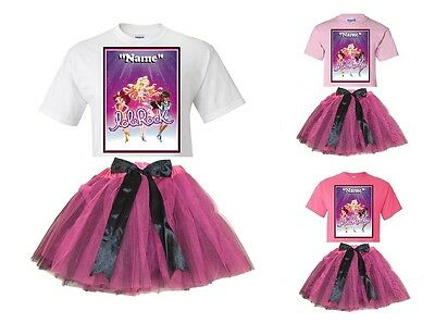 loliRock Custom Personalize Birthday Party Favor Gift T-Shirt
