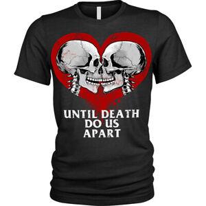 Heart Cracked Broken Pieces Distressed Valentine/'s Day Love Apart Men/'s T-Shirt