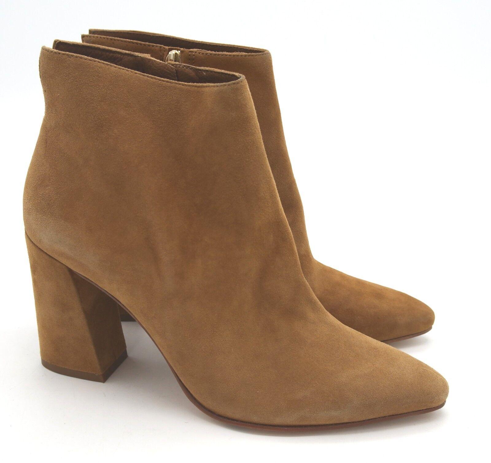 J6732 New Womens VC John Camuto Trinity Cognac Ankle Boot 6 M