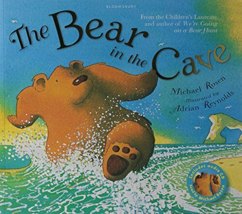 The Bear in the Cave by Michael Rosen 0747577862 The Cheap Fast Free Post