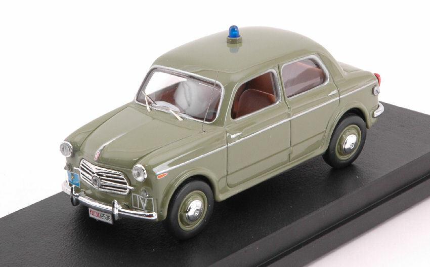Fiat 1100 103 Polizia 1954 1 43 Model RIO