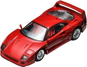 TOMICA LIMITED Vintage Neo 1/64 TLV-NEO FERRARI F40 Rouge Voiture Modèle avec Nº de suivi