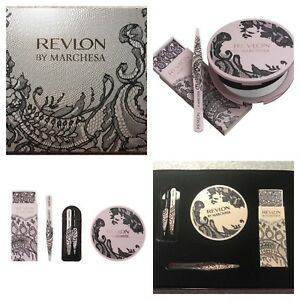 277321a8af Image is loading REVLON-By-MARCHESA-BEAUTY-TOOLS-TWEEZERS-MIRROR-NAIL-
