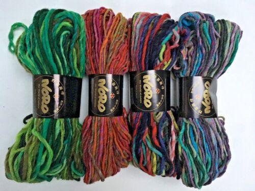 100g 100/% Wool Noro Kureyon Air