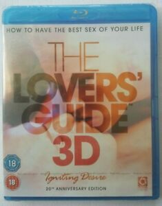 The Lovers' Guide 3D 2011 20th Anniversary Edition Region B Blu-ray Inc. 2D Ver.