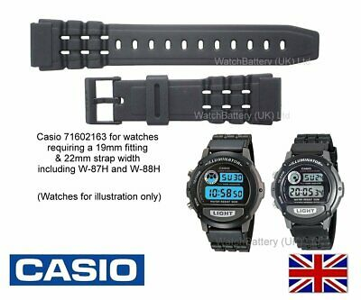 montre casio w-s210h