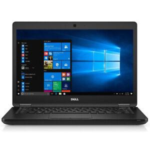 "Dell Latitude 5490 - 14""FHD I5-8350U 16GB RAM 256GB SSD W10 PRO"