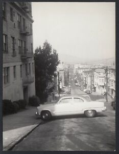 Yz1846 New York City 1950 - Scorcio Pittoresco - Fotografia D'epoca