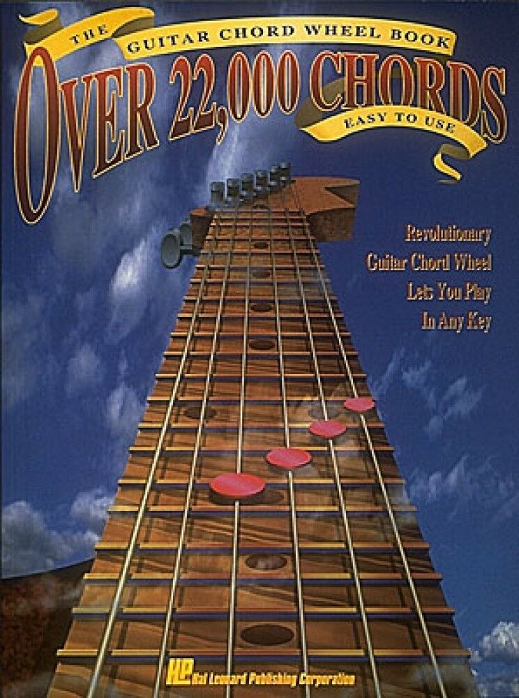 Instrument Instruction Guitar Chord And Scale Bks The Guitar Chord