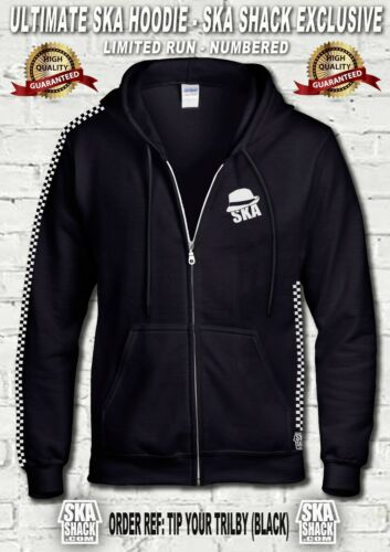 Hoodie Shack Numbered Quality Ltd Ska Edition High Very Black Exclusive To UxpZggwfq