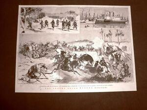 Guerra-Serbia-vs-Turchia-nel-1876-Deligrad-Rustsciuk-Cavalleria-Circassi-Kanun