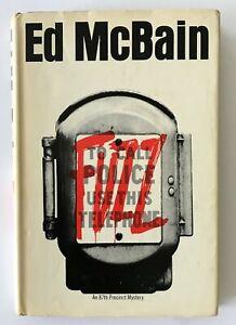 Ed-McBain-Fuzz-An-87th-Precinct-Mystery-SIGNED-FIRST-EDITION