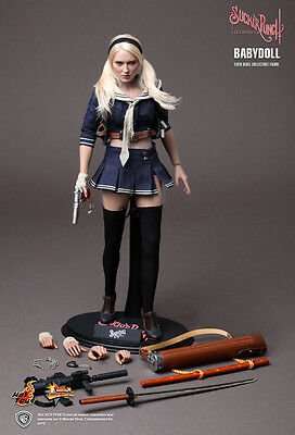 Hot Toys Sucker Punch BABYDOLL Figure 1//6 KEY with NECK CHAIN